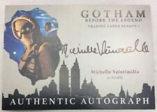 Gotham Season 2 Autograph Card MV2 Michelle Veintimilla as Firefly