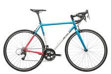 2017 All-City Mr. Pink Road Bike 52cm Steel SRAM Rival 22 HED Belgium Thomson