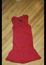 Ralph Lauren Girls Red Dress 6X