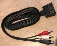 S-Video Cable for Atari Jaguar system 6' length NEW