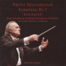 Sym 7 Leningrad - Shostakovich,D. (2005, CD NEUF)