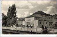 BAD BLANKENBURG Thüringen DDR Postkarte 1958 gelaufen alte Ansichtskarte