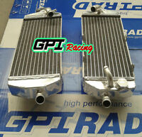 GPI racing Aluminum Radiator for KTM 400 450 525 MXC/EXC 2003 2004 2005 2006