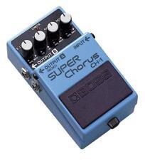Boss CH-1 Super Chorus Pedal - Modern Stereo Chorus Pedal
