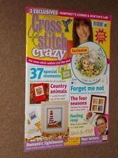 September Cross Stitch Crazy Craft Magazines
