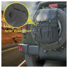 Reserverad Tragbare Aufbewahrungs Hanging Exterior Tasche für Jeep Wrangler Neu