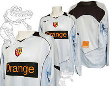 New Authentic NIKE RC LENS FOOTBALL Club Player Issue Shirt Long Sleeved XL