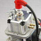 New Double Water Inlet Enhanced Water Cooling Set for 26cc Zenoah Engine RC Boat