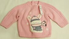 The Childrens Place Baby Girls Hello Kiitty Sweater Toddler Size 3-6 Months NWT