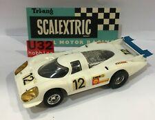 Scalextric C22 Porsche 917 #12 le Mans Excellent Etat Boite Ouverte