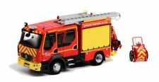Voitures, camions et fourgons miniatures rouges Eligor 1:43