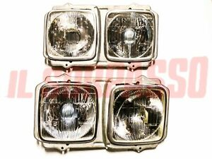 Groups Optical Lights + Installed Nuts Fiat 125 Sedan Special 2 Series Towing