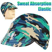 Welding Welder Protective Hat Cap Scarf Welders Flame Retardant Cotton Helmet !