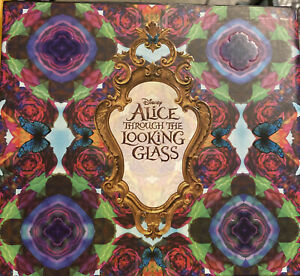Urban Decay Alice Through The Looking Glass Eyeshadow Palette NIB & AUTHENTIC