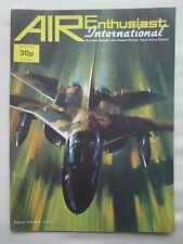 AIR ENTHUSIAST 3/1974 PAN AM 747 NORTHROP YF-17 RAAF AUSTRALIA F-15 BEAUFIGHTER