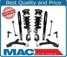 Fits 05-06 Equinox 06 Torrent Complete Strut Assembly Shocks & 6 Pcs Chassis Kit