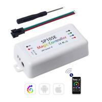 5V RGB/RGBW controlador Bluetooth colores para tira de LED SP105E WS2812B WS2811