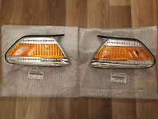 Toyota JZX100 MARK II genuine OEM corner light set