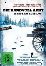 DVD John Wayne Randolph Scott Sammlung - Die handvoll Acht - 8 Western - DVD Box