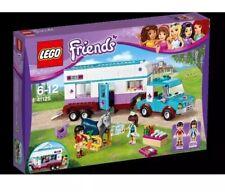 LEGO Friends 41125 Horse Vet Trailer- NEW - SEALED - RETIRED