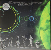 """The Claypool Lennon Delirium - Lime And Limpid Green 10"""" (M/M)[10EP-1846] SEALED"""