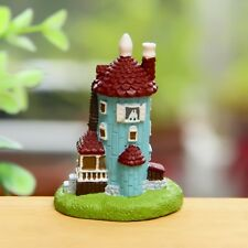 Beacon House Castle Miniature Fairy Garden Home Houses Decoration Mini Craft