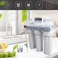 5 Stufige Umkehrosmose Osmose Osmoseanlage RO50 -00 50G NSF Wasserfilter