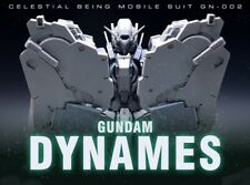 MG Dynames Gundam GN-002 GK Conversion Kits 1:100