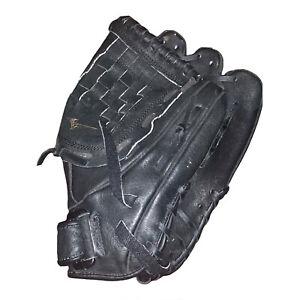 Mizuno 12 inch Ballpark Baseball Glove - Black Right Hand Throwing
