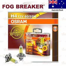 OSRAM FOG BREAKER Headlight Bulbs Lamps 2600K YELLOW H4 12V 60/55W for HIGH BEAM
