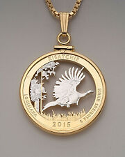 Wild Turkey Pendant, Wild Turkey Jewelry, Wild Turkey Gifts, ( # 2054 )