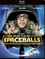 Spaceballs (Blu-ray Disc, 2015) NEW