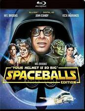 Spaceballs Blu-ray Your Helmet Is So Big Edition in original case great shape