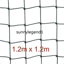 "Scrog Net 1.2m x 1.2m     50mm  2"" mesh  Hydroponics Plant Support Grow Tent"