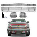 Fits 2007-2014 Chevy Tahoesuburbanavalanche Billet Grille Front Grill Combo