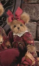 "The Bearington Collection 2006 Vicki Foxworth 10"" Jointed Lady Bear RARE #1598"