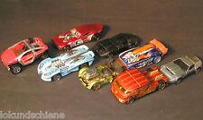 8 Hot Wheels Autos    #L281