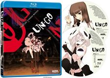 Un-Go: Complete Collection (Blu-ray Disc, 2012, 2-Disc Set) Anime Lot New Sentai