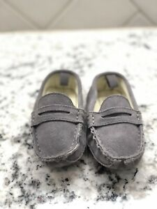 Gap Suede Loafers toddler size 6