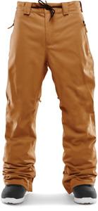 Snowboard Pant Mens Large Brown Thirtytwo Wooderson Trouser Ski Salopettes