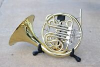 Conn 7D Step-Up Double French Horn in Lacquer - Free Shipping!