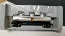Navy Gas and Supply Railroad 3 dome tank car 8510 Athearn Roundhouse 74488 RTR