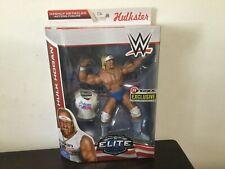WWE Mattel Elite Hulk Hogan ringside collectibles USA blue white American made