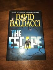The Escape (John Puller Series) by Baldacci, David Signed First Edition