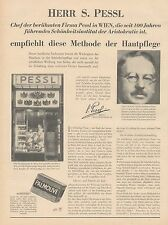 J1444 Sapone PALMOLIVE - Pubblicità grande formato - 1929 Old advertising