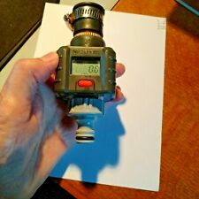 Gardena Smart Flow Hose Pipe Water Meter