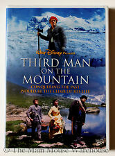 Disney Mountaineering Classic Third Man on the Mountain The Citadel Switzerland