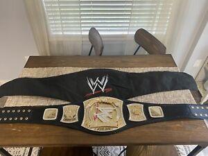 WWE Official John Cena Spinner Replica Wrestling Belt Rare Scarce