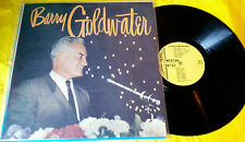 STARS FOR BARRY GOLDWATER Various LP AMERICAN UNITED 1964 RNC PROMO Signed