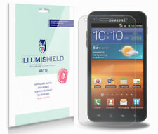 iLLumiShield Matte Screen Protector 3x for Samsung Galaxy S II Epic 4G Touch